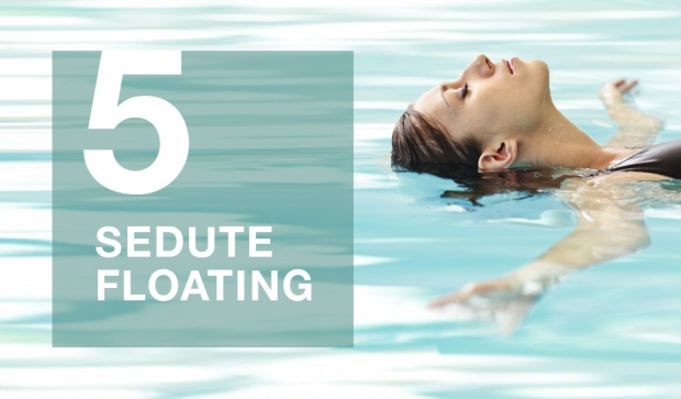 5 sedute Floating Therapy